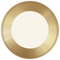 Halo Wall Brass