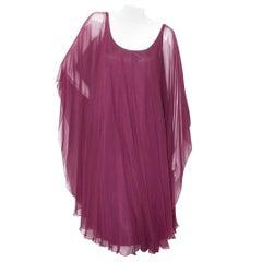 Halston Goddess Dress Circa 1970's