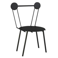 Haly Chair Black