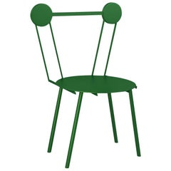 Haly Chair Green