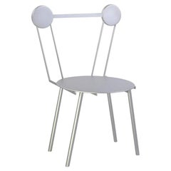 Haly Chair Silver