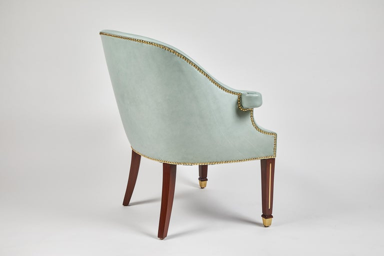 Regency Hamilton Chair by Dragonette Private Label For Sale