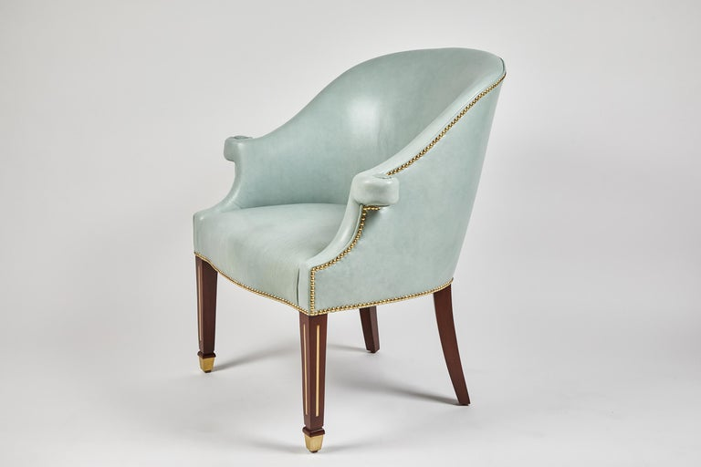 Contemporary Hamilton Chair by Dragonette Private Label For Sale