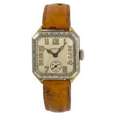 Hamilton Railroad , Cream Dial Certified Authentic