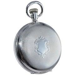 Hamilton Watch Co. Hunters Case Pocket Watch, circa 1900s
