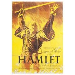 """Hamlet"" 1948 Austrian A0 Film Poster"