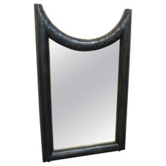 Hammered Tin Framed Mirror