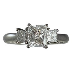 Hammerman Brothers Princess Diamond Ring