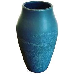 Hampshire Pottery Vase, 19th Century Americana