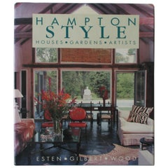 Hampton Style Houses, Gardens, Artists Hardcover