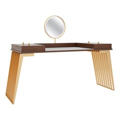 Hamptons Vanity Table by Giannella Ventura