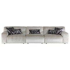 Hamptons.2 Modular Sofa in Fabric by Roberto Cavalli