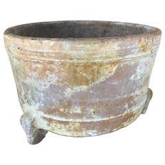 Han Dynasty Clay Jardinière or Planter