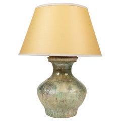 Han Dynasty Lamp