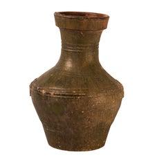 Han Dynasty Wine Jar, China, circa 200 BC-200 AD