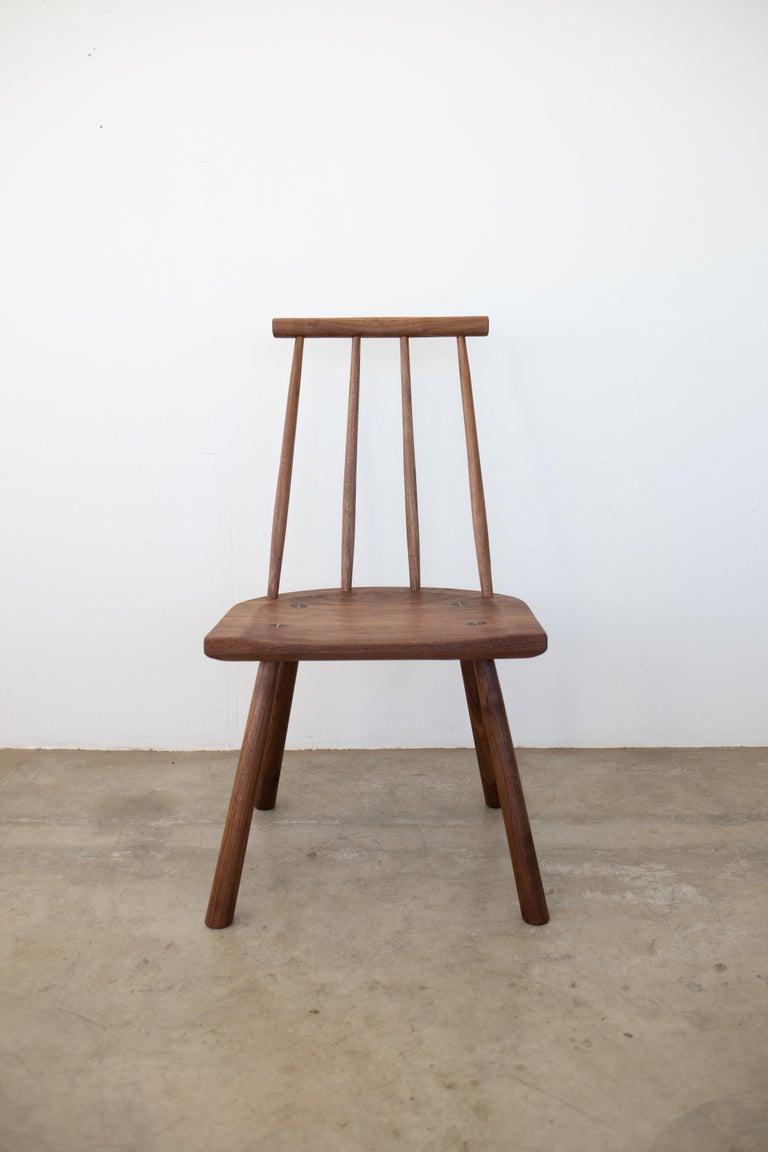 The Hana dining chair, with its hand shaped spindles and seat, is a nod to a rugged island ethos; handmade as a way of life. On the island of Maui there is a stretch of coast that is as isolated and remote as it is surpassingly beautiful. This area,