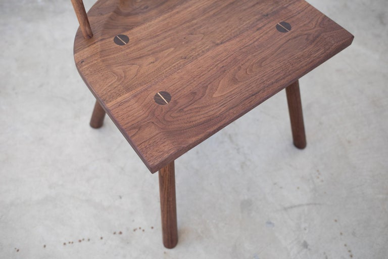 American Hana Dining Chair with Spindle Back in Stock For Sale