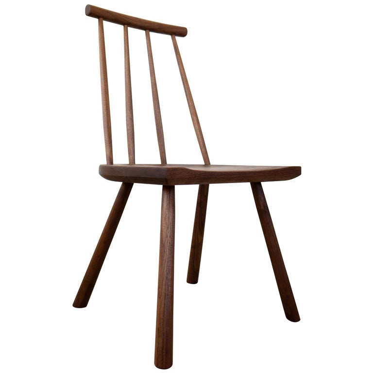 Hana Dining Chair with Spindle Back in Stock For Sale