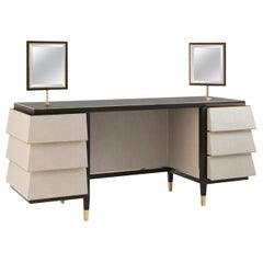 Hancock Vanity Table by Giannella Ventura