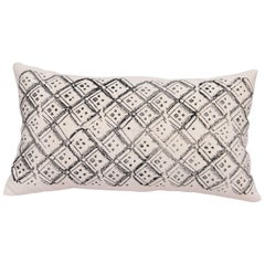 Hand Block Printed Lumbar Pillow Case