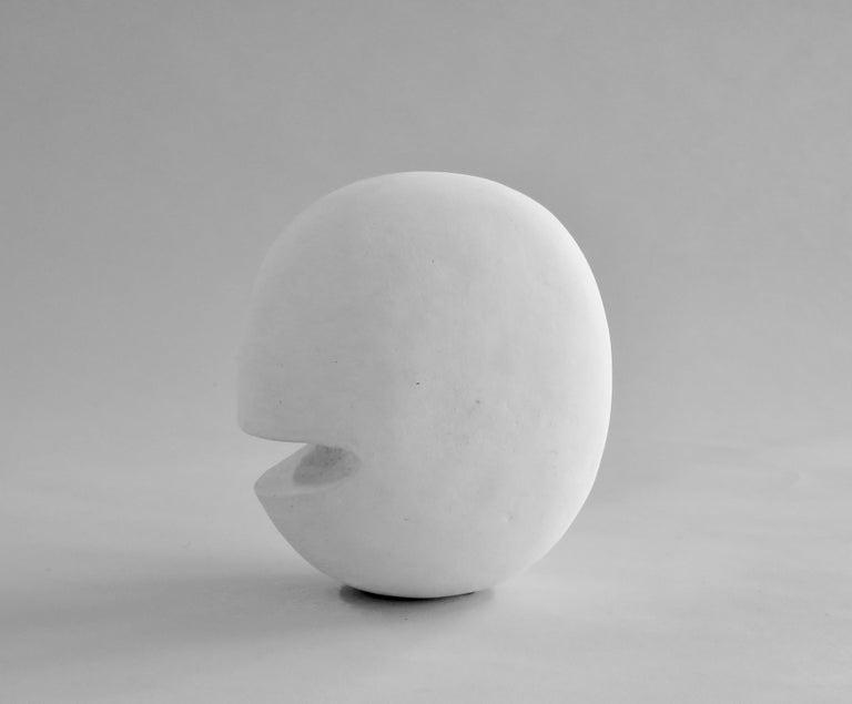 North American Hand-Built Ceramic Sculptural Heads
