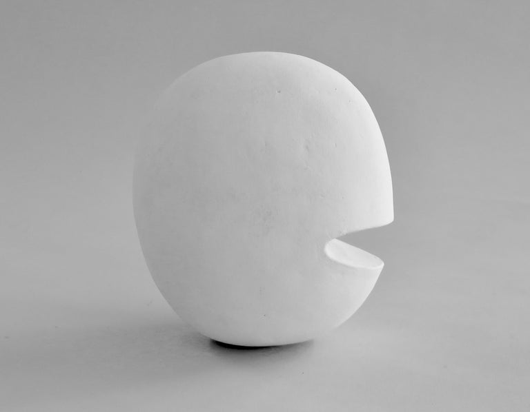 Hand-Crafted Hand-Built Ceramic Sculptural Heads