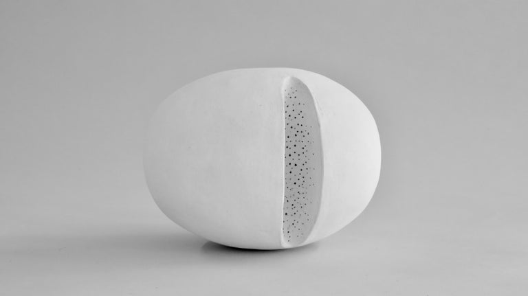 Contemporary Hand-Built Ceramic Sculptural Heads