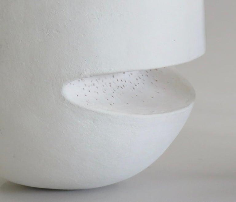 Hand-Built Ceramic Sculptural Heads