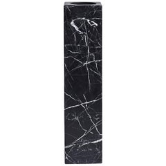 Hand Carved Large Marble Mies Vase  by Greg Natale