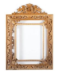 Hand Carved Regency Pine Frame
