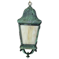 Handcrafted Quality Solid Brass Hanging lantern