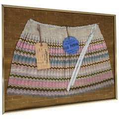 Hand Crocheted Child's Skirt