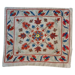 Hand Embroidered Suzani Pillow