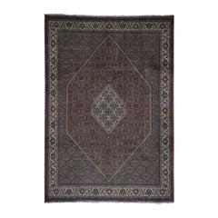 Hand Knotted 100 Percent Wool New Persian Bijar 300 Kpsi Oriental Rug