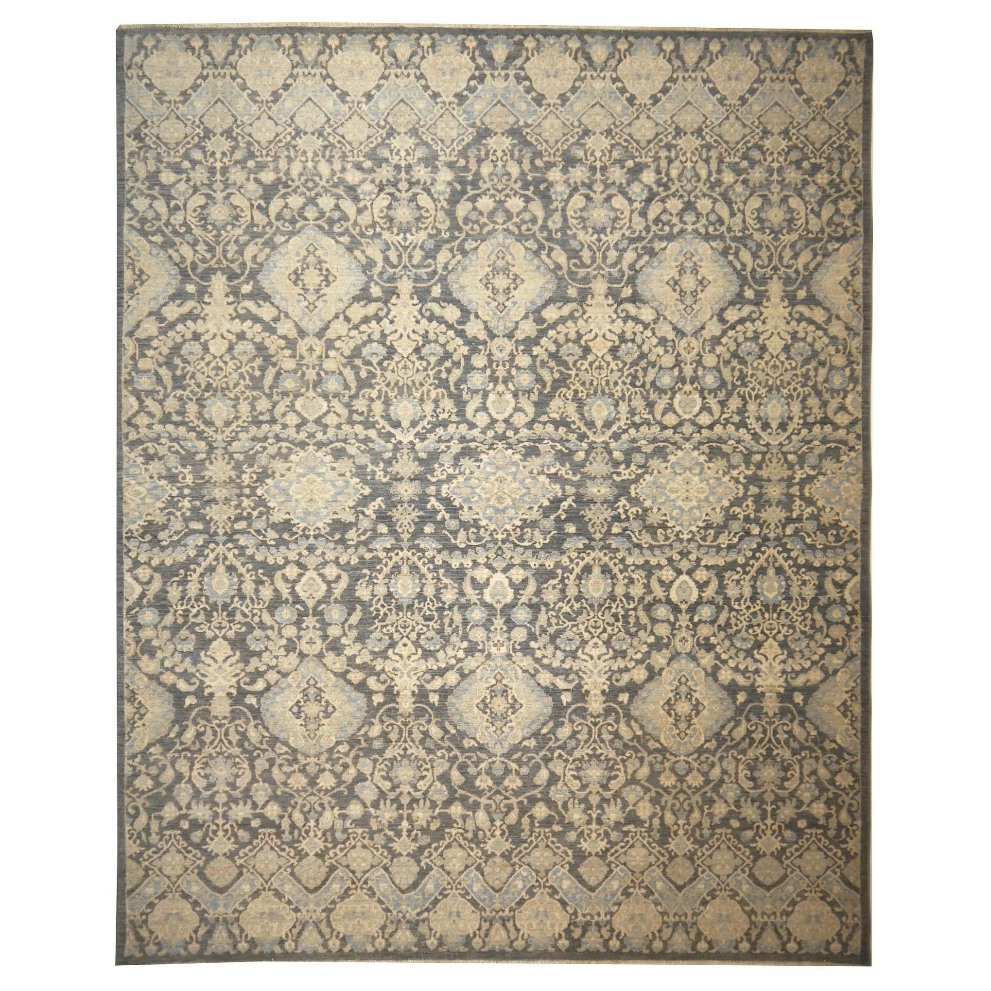 New And Custom Central Asian Rugs