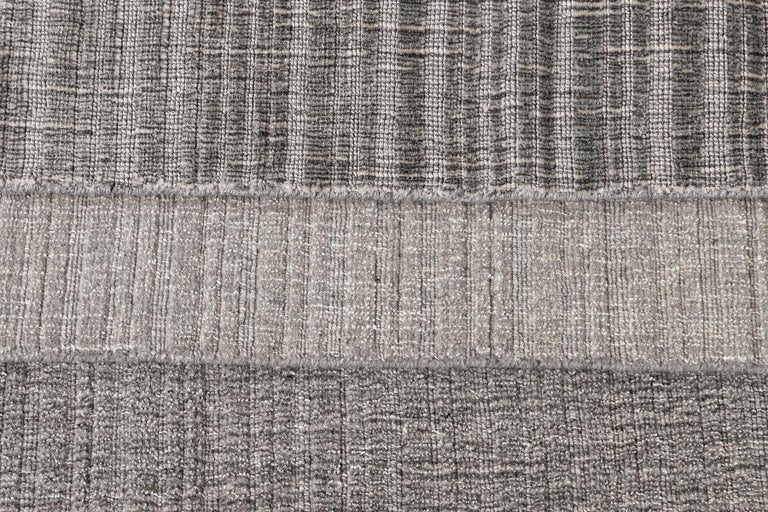 Tibetan Hand Knotted Wool Custom Rug For Sale