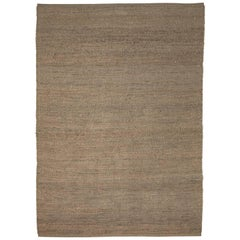 Hand-Loomed Herb Rug by Nani Marquina in Brown, Standard