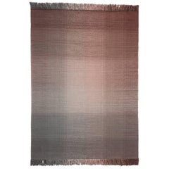 Hand-Loomed Nanimarquina Shade Rug Palette 4 by Begum Cana Ozgur, Standard