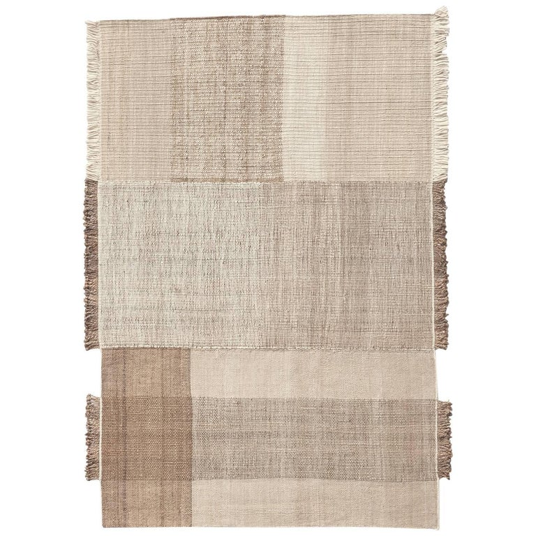 Hand Loomed Tres Vegetal Rug By Nani Marquina And Elisa