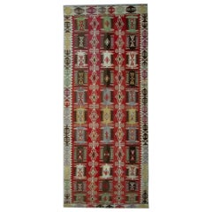 Hand Made Carpet Kilim Rugs, Oriental Rugs from Turkey, Turkish Rugs for Sale