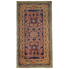 Handmade Carpet Rugs, Exceptional Antique British Axminster, Art Deco Rugs