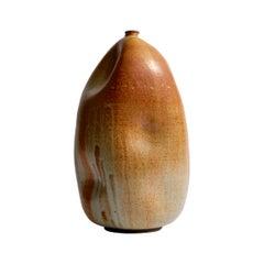 Hand made Ceramic Vase / Interior Sculpture / Wabi Sabi Vessel