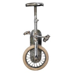 Hand Made Clowns Unicycle