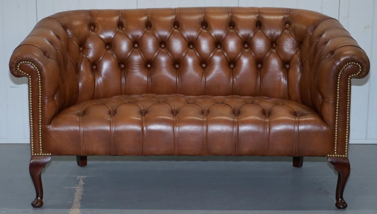 Small Sofa Chesterfield