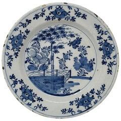 Hand Painted Italian Deruta Pottery Bowl