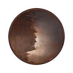 "Hand Sculpted ""Porthole Mirror"" Mirror, Nicholas Hamilton Holmes"