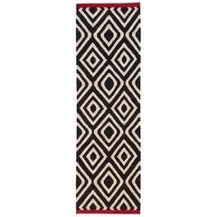 Hand-Spun Nanimarquina Melange Pattern 1 Rug by Sybilla, Extra Small