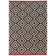 Hand-Spun Nanimarquina Melange Pattern 1 Rug by Sybilla, Standard