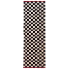 Hand-Spun Nanimarquina Melange Pattern 4 Rug by Sybilla,  Extra Small