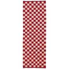Hand-Spun Nanimarquina Melange Pattern 5 Rug by Sybilla, Runner